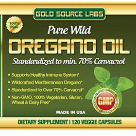 dầu Oregano