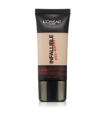 kem nền L'Oreal Paris Infallible Pro-Matte Foundation Makeup