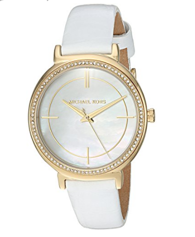 Michael Kors Watches Cinthia Three-Hand Watch