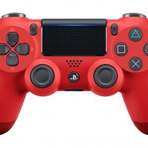 Bộ điều khiển không dây DualShock 4 dành cho PlayStation 4 - Magma Red