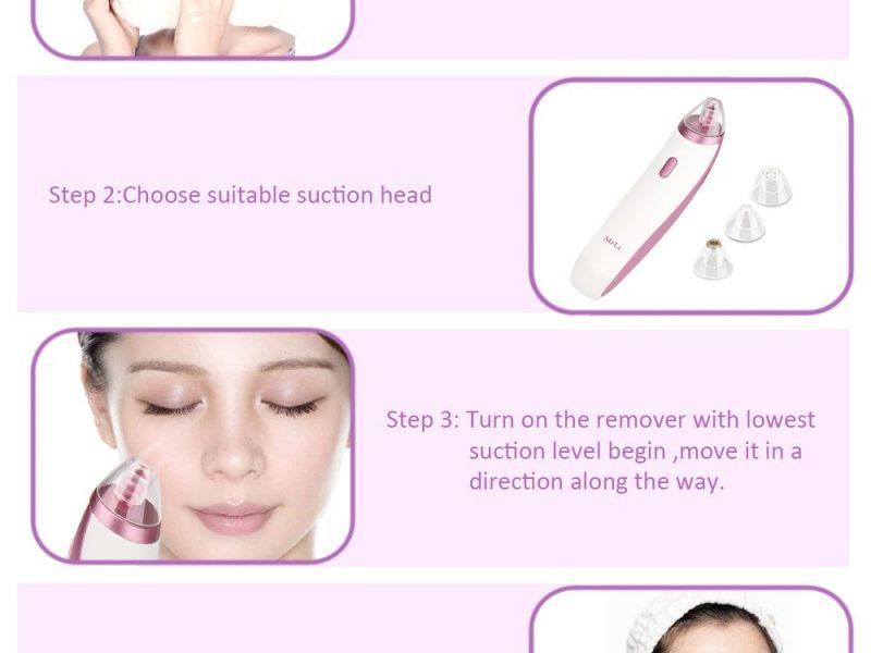 Pore Vacuum Pore Cleaner