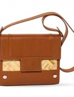 Doizpe Handmade Leather Crossbody Bag
