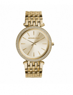 Michael Kors Darci Goldtone Watch