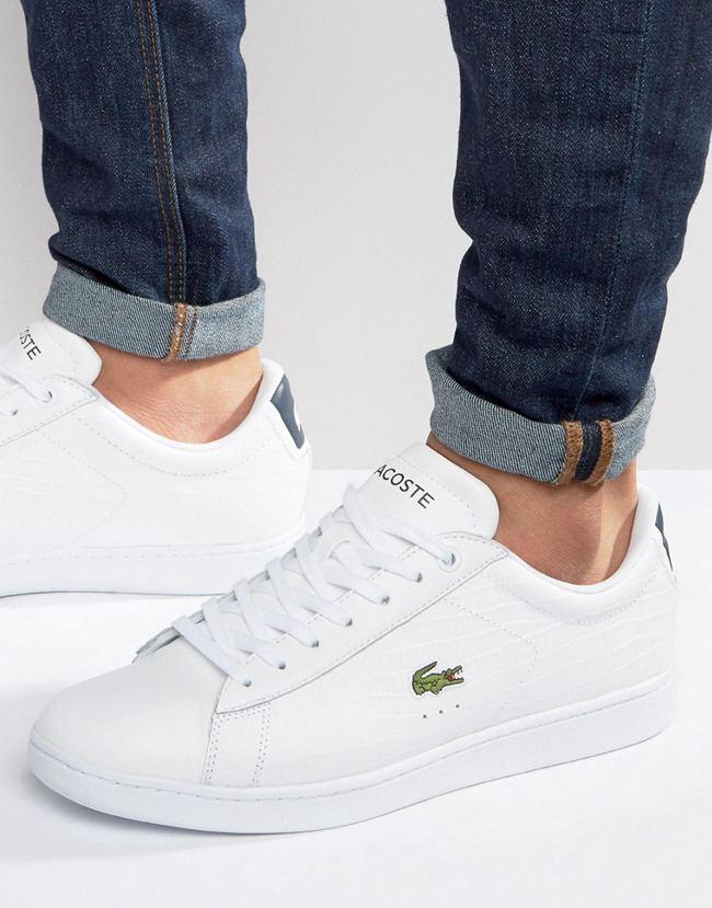 Lacoste Men's Carnaby Evo Fashion Sneaker