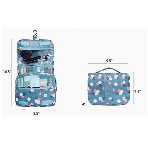HaloVa Toiletry Bag
